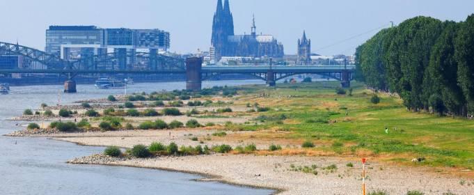 Более частые засухи угрожают водным ресурсам Европы