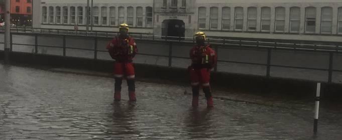 Шторм Эллен установил погодные рекорды в Ирландии