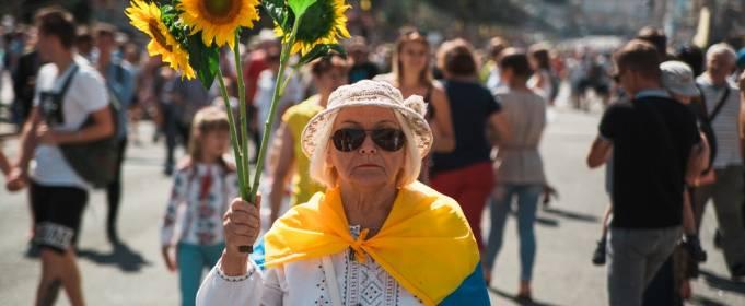 Какой была погода в Киеве на День независимости
