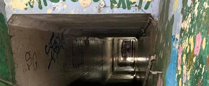 В Киевской области ливень затопил улицы и подземные переходы