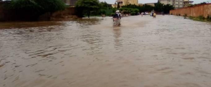 Наводнение в Чаде: 3 человека погибли, 1,5 тысячи эвакуированы