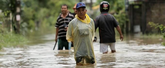 Наводнения обрушились на 8 северных провинций Таиланда