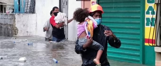 11 человек погибло на Гаити и в Доминиканской Республике из-за тропического шторма Лаура
