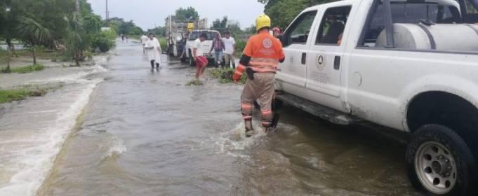 Южные штаты Мексики пострадали от шторма