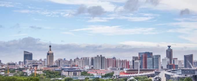 В Китае появится водородный город