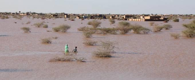 В Судане продолжаются наводнения