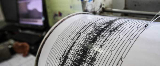 В Индийском океане произошло землетрясение магнитудой 6,2