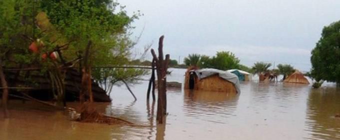 В Южном Судане из-за наводнений эвакуированы более 600 тысяч человек