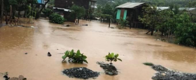 Ураган «Нана» викликав повені в Центральній Америці