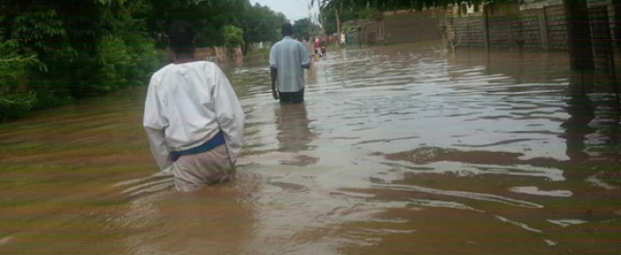 В Судане из-за наводнений объявлено чрезвычайное положение