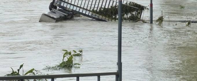 В Западной Африке бушуют наводнения