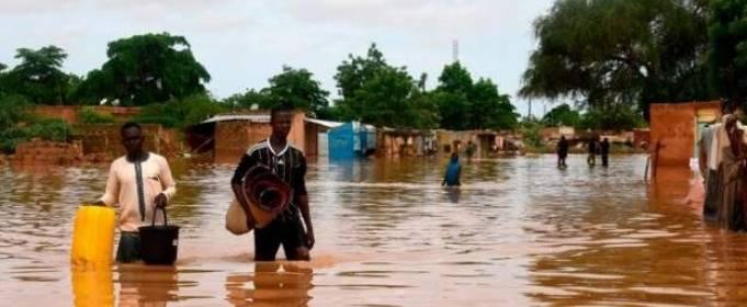 В Нигере и Буркина-Фасо усилились наводнения