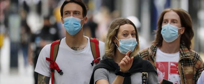 Европейцы проведут зиму в масках