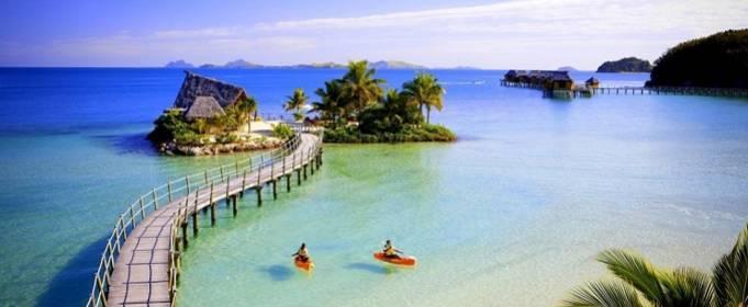 Біля берегів Фіджі стався потужний землетрус