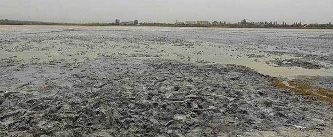 В Херсонской области может исчезнуть целебное озеро