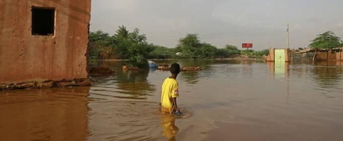 Наводнение в Судане унесло жизни 102 человек
