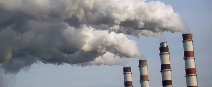 Человечество выделяет углекислый газ быстрее вулканов