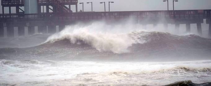 Ураган «Салли» обрушился на Алабаму