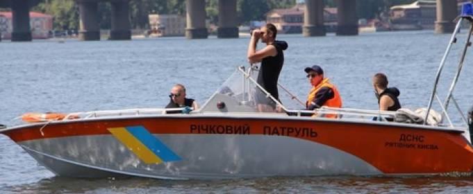 В Киеве завершился купальный сезон