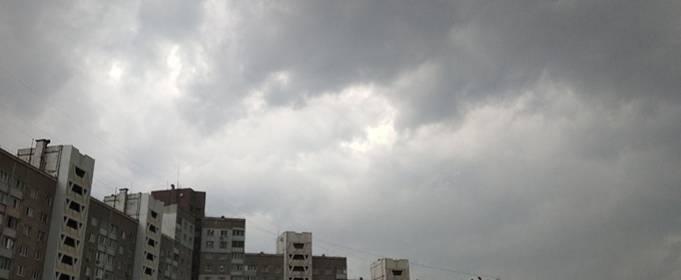 Гроза і шквальний вітер. У Києві різко погіршилася погода