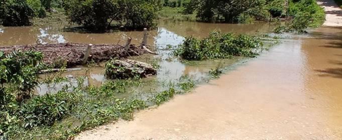 Гватемала: 25 тысяч пострадавших от сильных дождей, наводнений и оползней