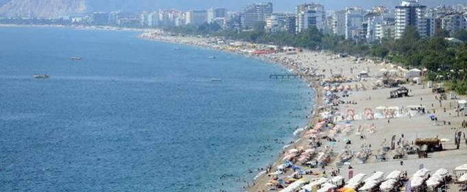 Анталия переживает самый жаркий сентябрь за последние 70 лет