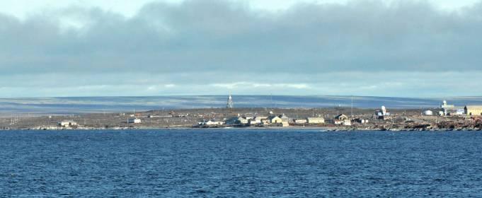 На крайньому заході та півночі Росії - рекордне тепло