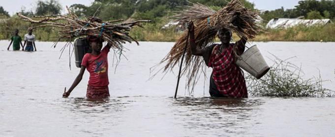 В Южном Судане 625 тысяч пострадавших от наводнений