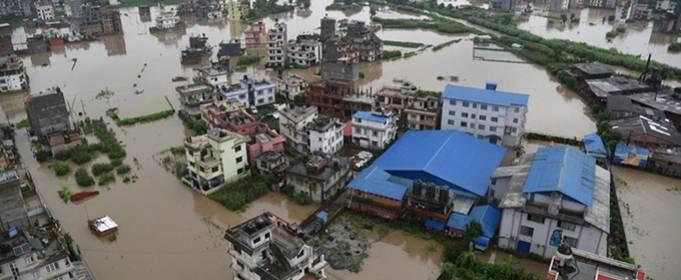 4 человека погибли из-за проливных дождей и наводнений в Непале
