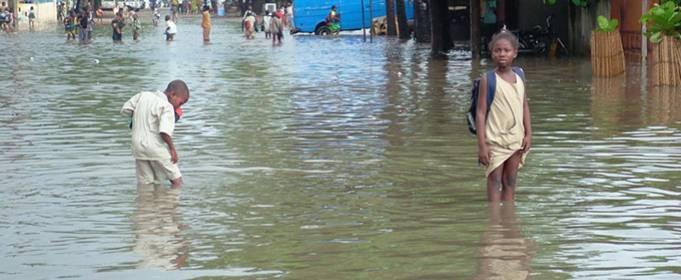 В результате наводнения на северо-востоке Бенина пострадали 7 тысяч человек