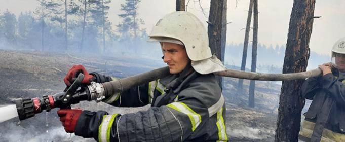 В Луганской области увеличилось количество погибших в результате масштабных пожаров