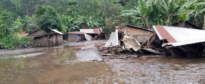 11 погибших после внезапных наводнений в Демократической Республике Конго