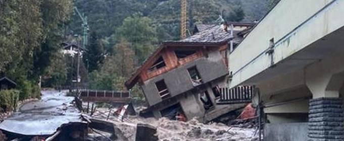 Во время шторма «Алекс» во Франции и Италии погибли 22 человека