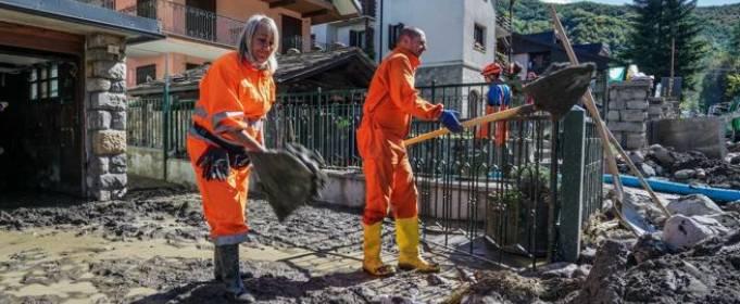 Мощные наводнения накрыли Италию: число погибших возросло