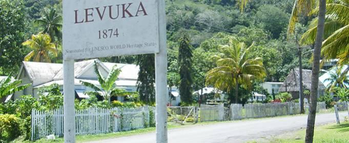 На Фиджи произошло землетрясение магнитудой 6,0