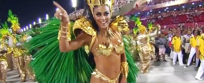 Рио-де-Жанейро: на улицах снова танцуют самбу