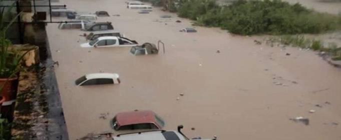 В Малайзии в результате наводнения появились сотни переселенцев