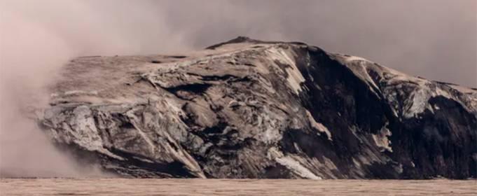 Найактивніший вулкан Ісландії може бути на межі виверження