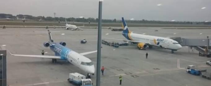 Румунія зупинила авіасполучення з Україною