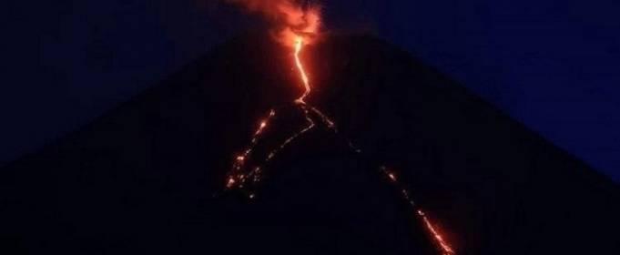 В России проснулся самый высокий активный вулкан в Евразии