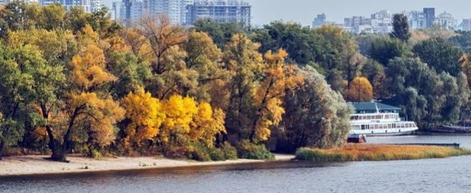 Ночью в Киеве был установлен новый температурный рекорд