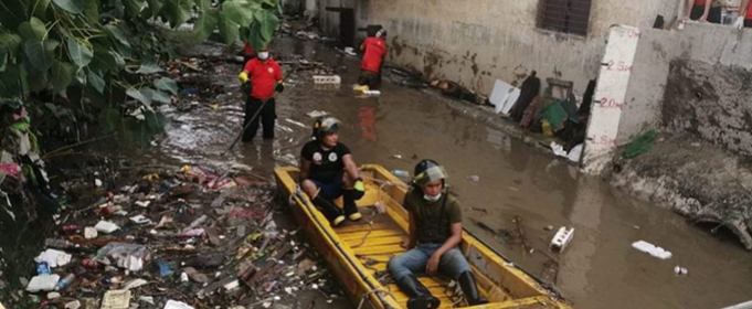 3 человека погибло в результате внезапных наводнений на Филлипинах