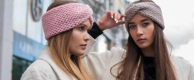 Три головних убори, які збережуть зачіску в холодну пору року