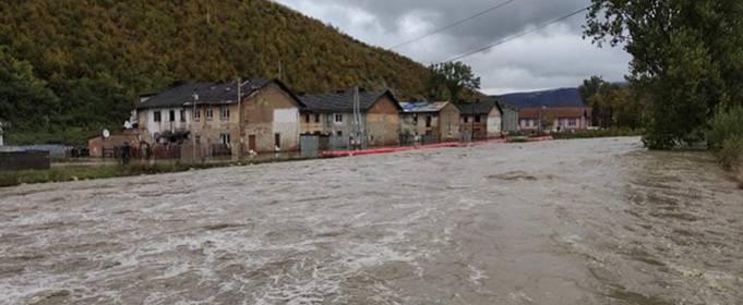 Наводнения стали причиной гибели людей и срочной эвакуации в Словакии