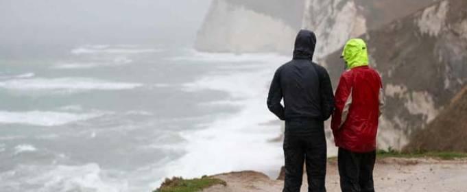 На Европу надвигается новый шторм с сильными дождями и ветрами