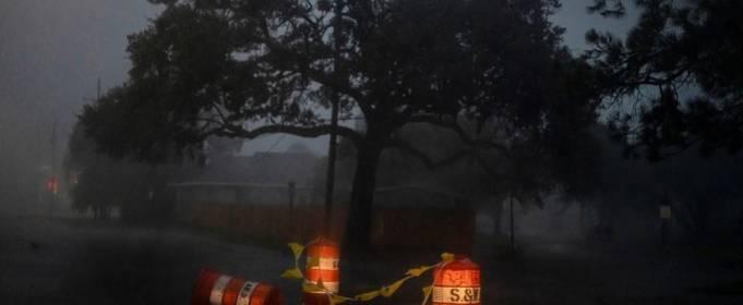На юг США обрушился ураган «Зета»