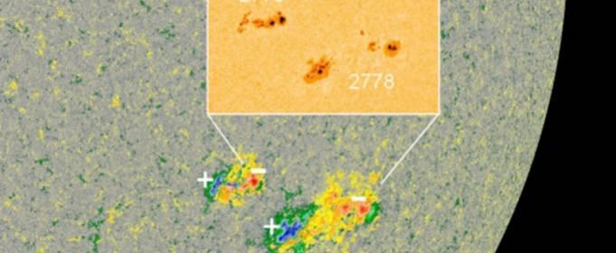 Выброс корональной массы после вспышек на Солнце направляется к Земле