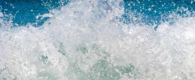 В Тихом океане возник холодный климатический фронт