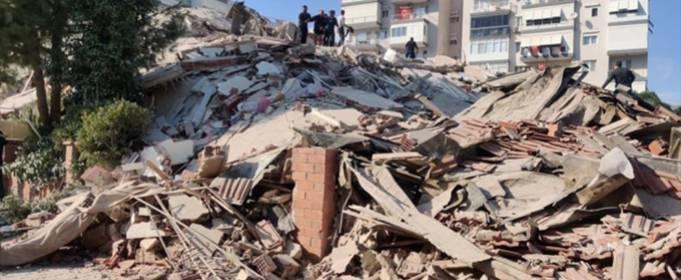 Землетрус у Туреччині: кількість загиблих зросла до 25