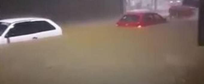 У Бразилії за один день випало майже піврічне кількість опадів